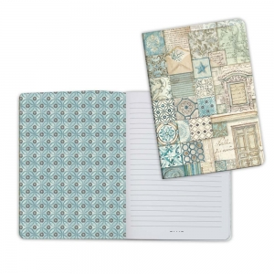 Notes A5 Azulejos patchwork