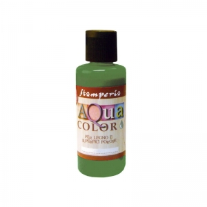 Aquacolor bejca 60ml zielony
